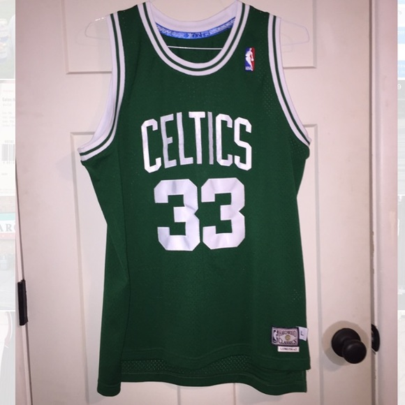 sale retailer ddfe7 68cae Larry Bird jersey